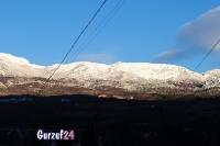 Крымские горы  в Гурзуфе._10