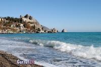 Море в Гурзуфе._13